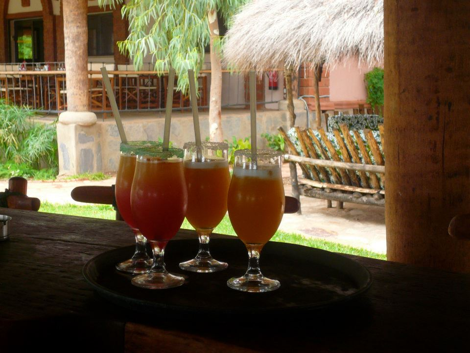 Les cocktails du BadaLodge - Bamako